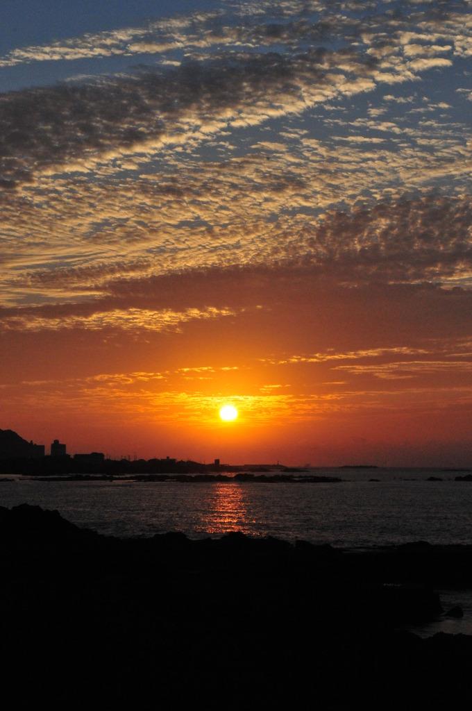千葉最南端の日の出