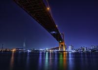 SONY ILCE-7RM2で撮影した(若戸大橋 北九州市)の写真(画像)