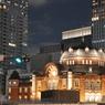 東京駅夜景7
