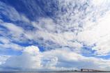 城南島海浜公園から