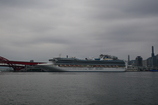 サファイア プリンセス丸 神戸港