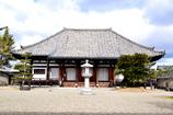 奈良 法華寺 本堂