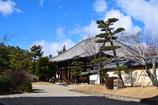 奈良 法華寺 本堂②