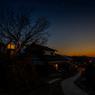 夜の馬籠宿2