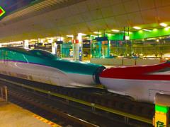 H5系 北海道新幹線1周年