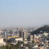 神社からの眺望