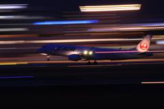 夜間飛行へ①