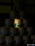 菰樽重(≒Champagne tower)