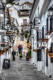 スペイン ミハスの白い村