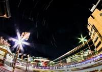 CANON Canon EOS 70Dで撮影した(星流し金沢駅)の写真(画像)