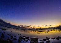 CANON Canon EOS 70Dで撮影した(朝焼け雨晴)の写真(画像)