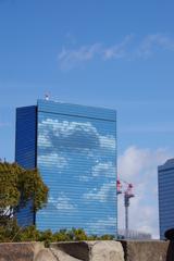 モザイク雲