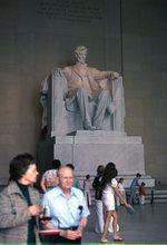 リンカーン像 ワシントンDC #2