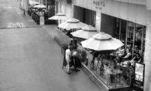 波止場のレストラン 香港
