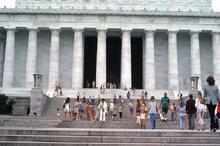 リンカーン記念堂 ワシントンDC #1