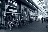 静かな商店街