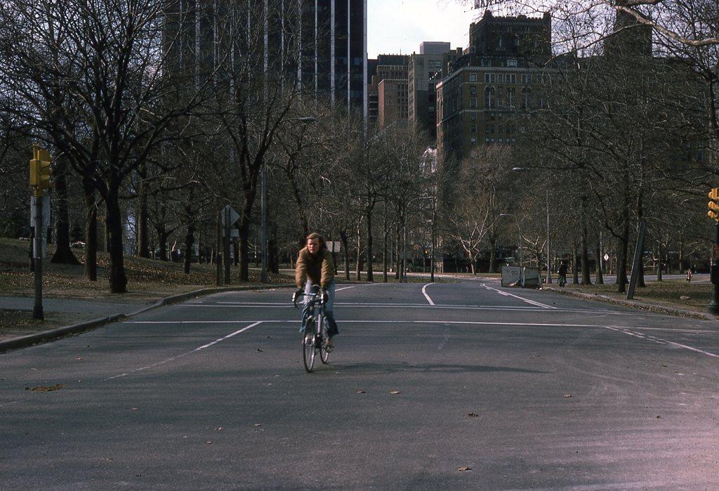 ニコマートの記憶 セントラルパーク NY #2
