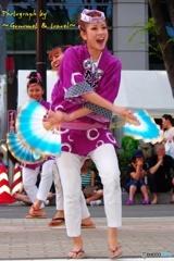 夏祭り仙台すずめ踊り【1】