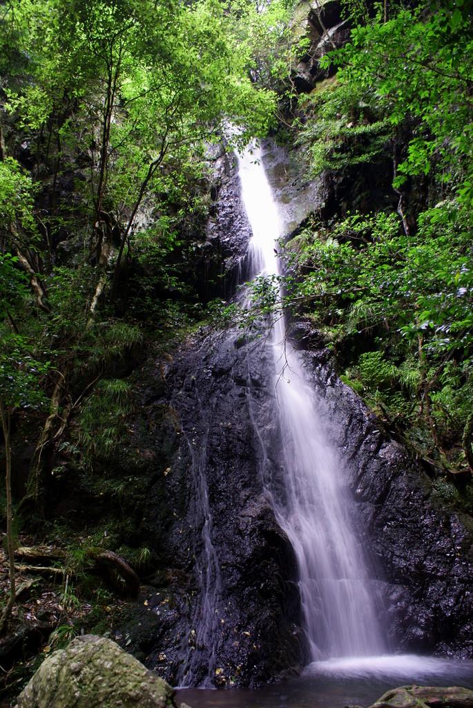 五滝(二天滝)