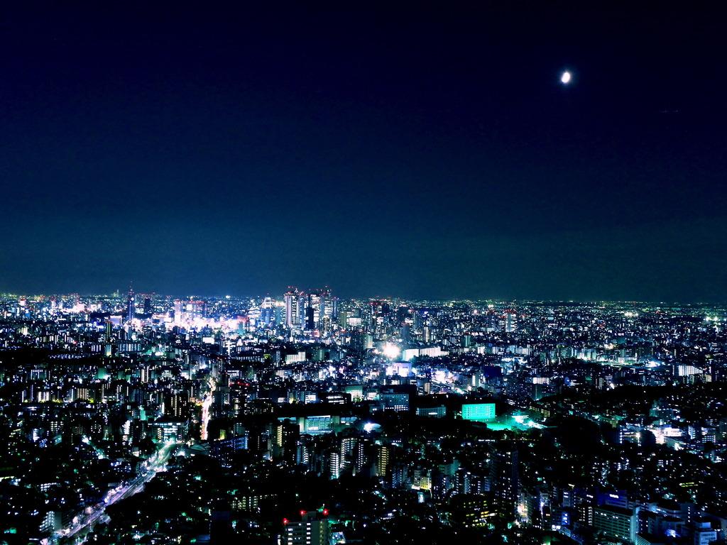 サンシャイン60展望台より(2)