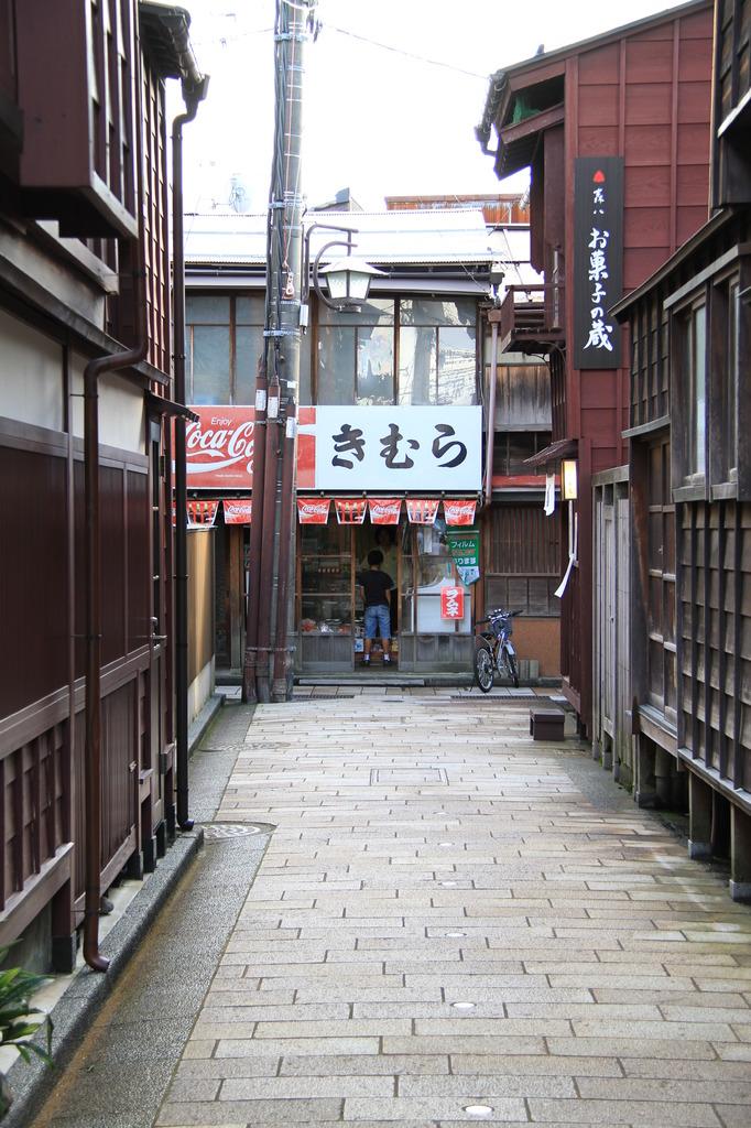 金沢 東茶屋街