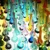 ガラス工芸館にて