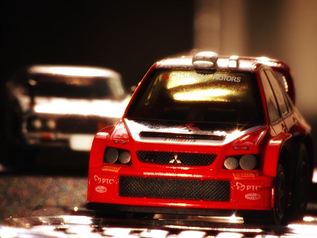 LANCER WRC 05 #1
