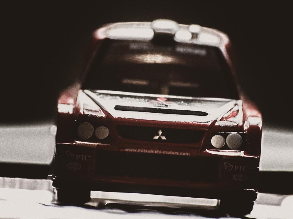 LANCER WRC 05 #5
