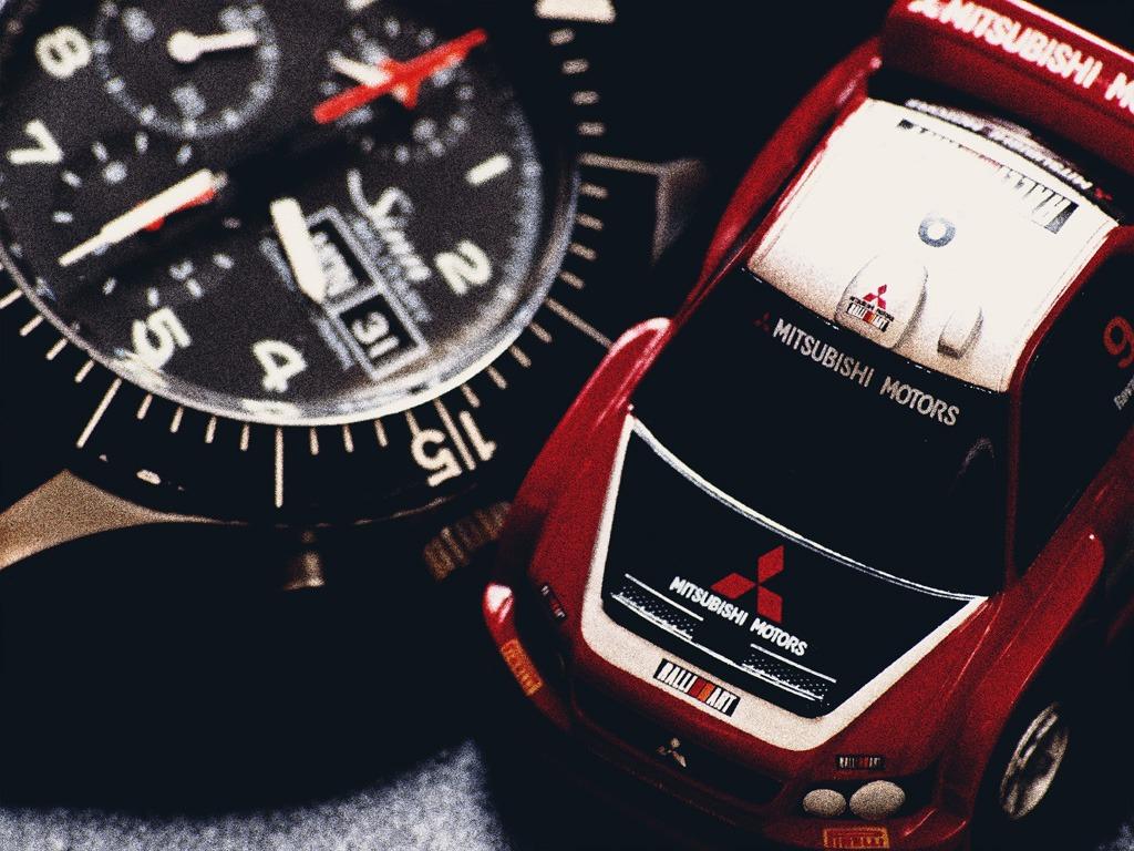 LANCER WRC 05 #7