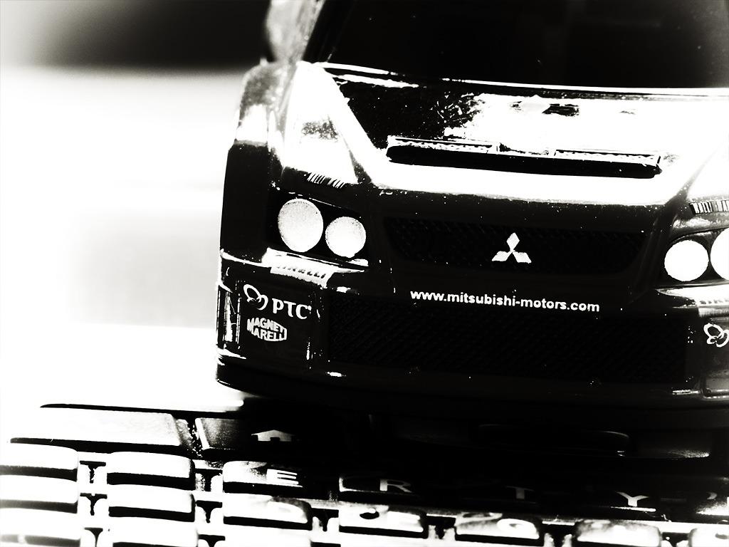 LANCER WRC 05 #4