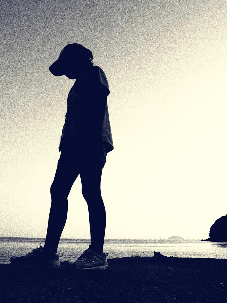 海辺の叙景#7