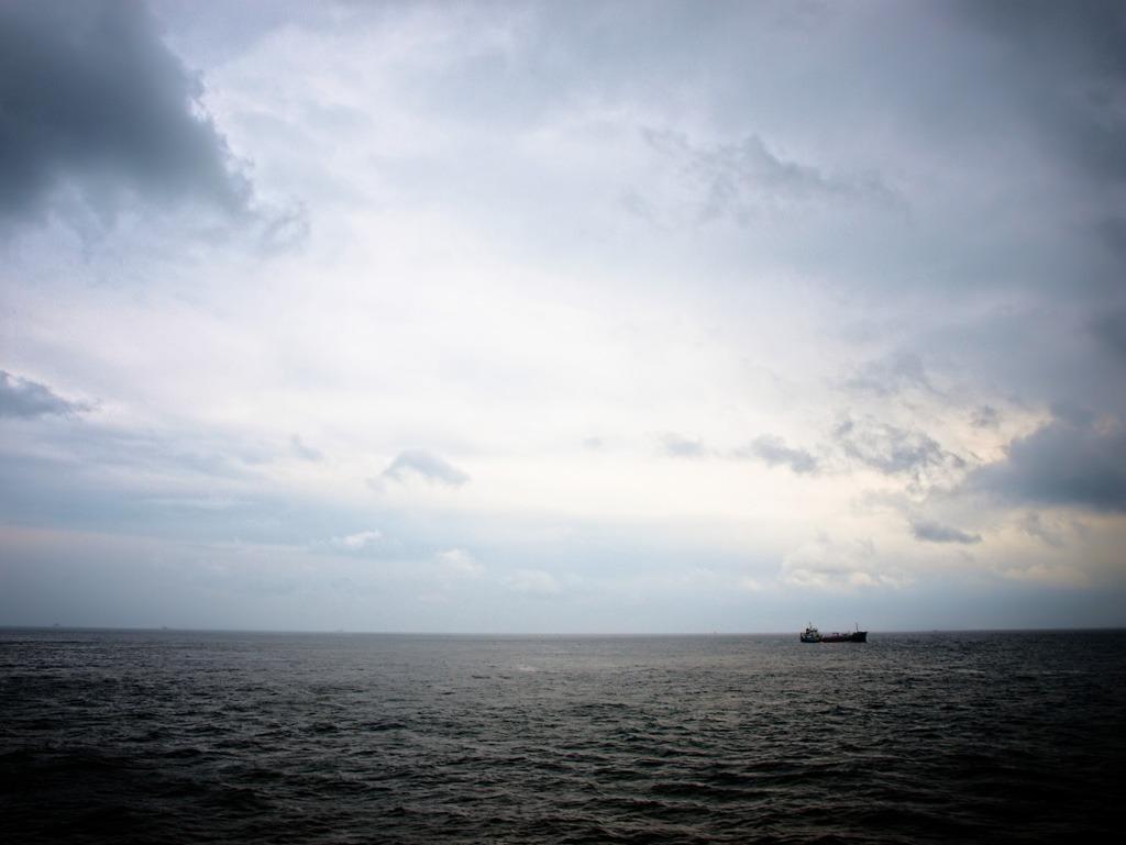 瀬戸内汽船甲板#2