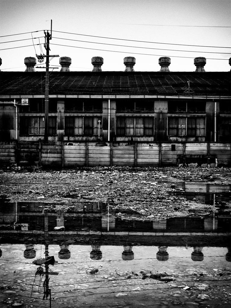 リアル東大阪の曇天#8