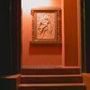 路地裏の美術館