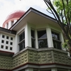 田上義也 旧北見教育会網走博物館            (現網走市立郷土博物館)
