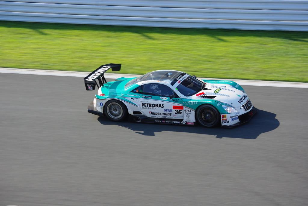 2009Super GT 第7戦 TOM'S