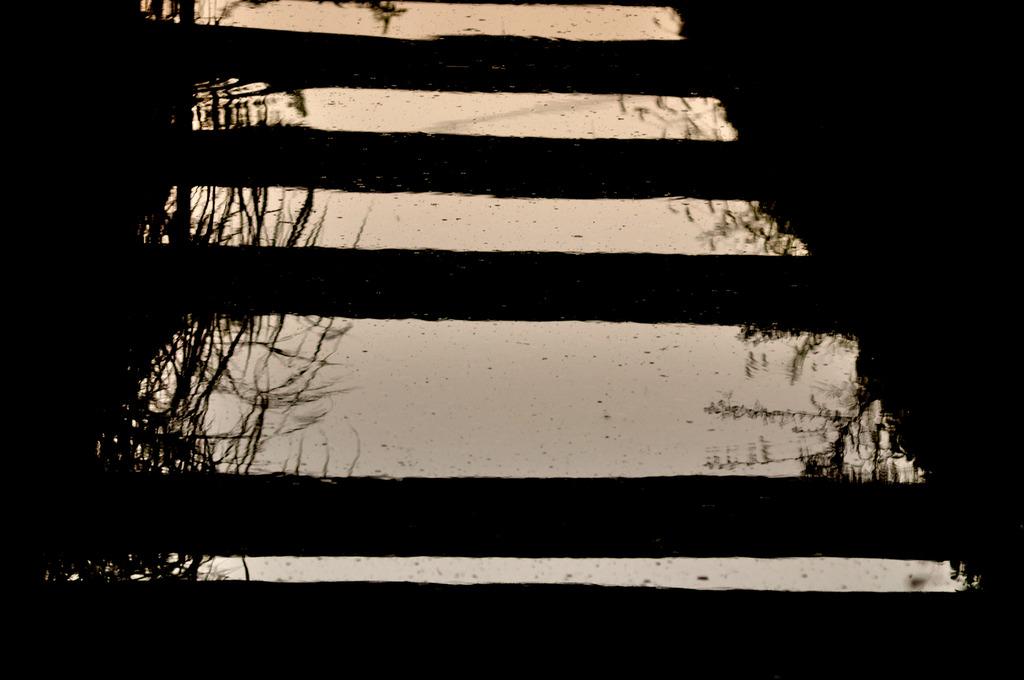 水路-縞模様