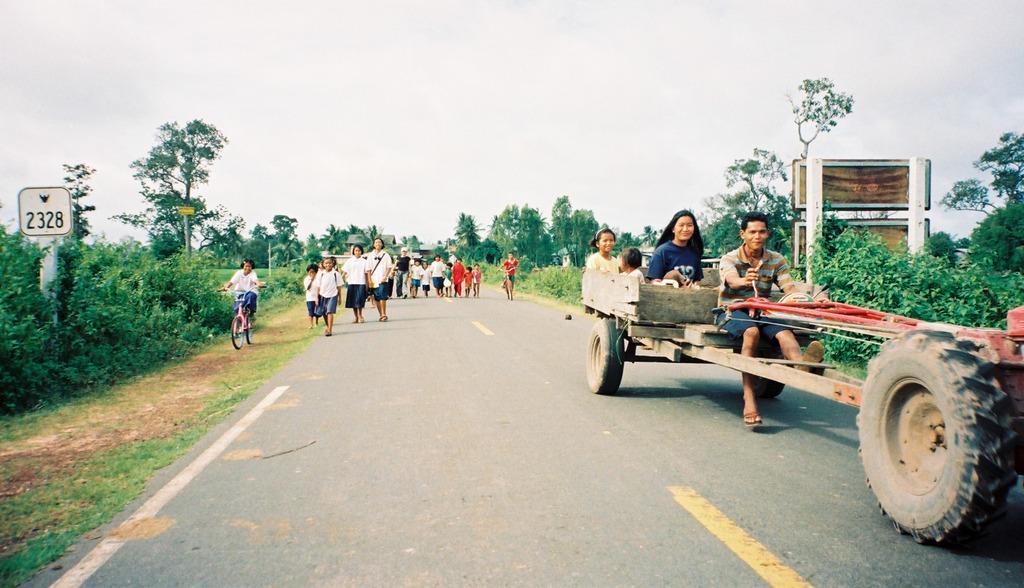 タイ スリン県の記憶