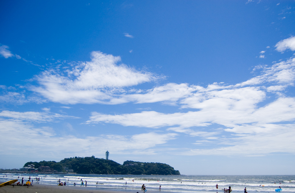 Enoshima-syonan-