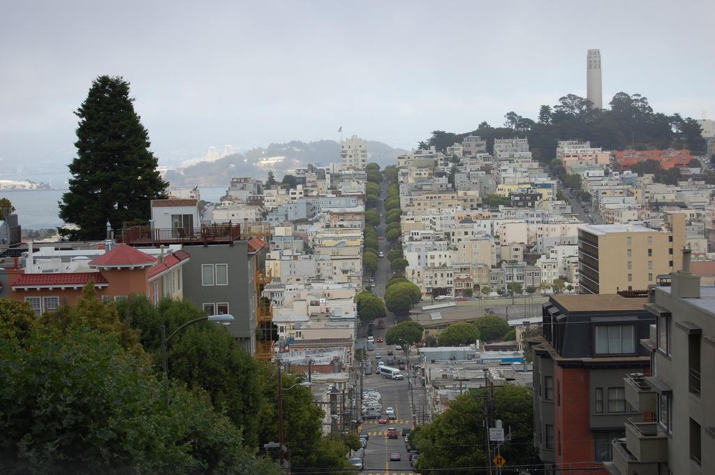 サンフランシスコ坂