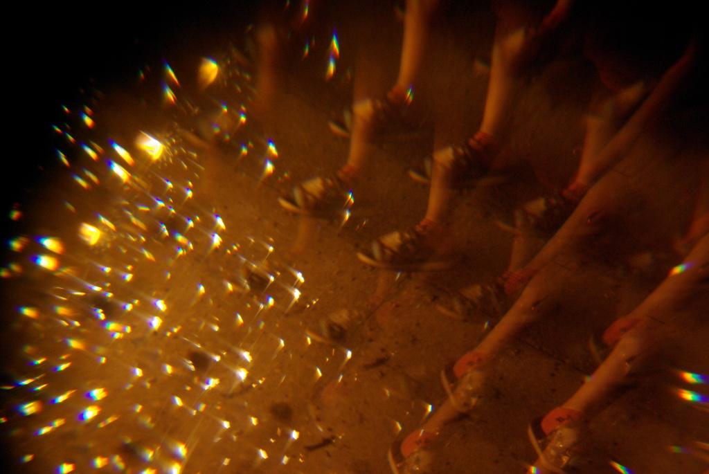花火の万華鏡