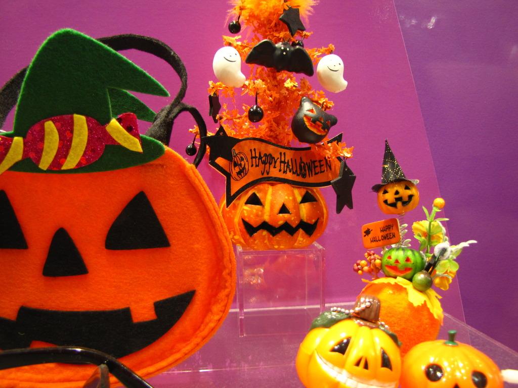 かぼちゃの大群