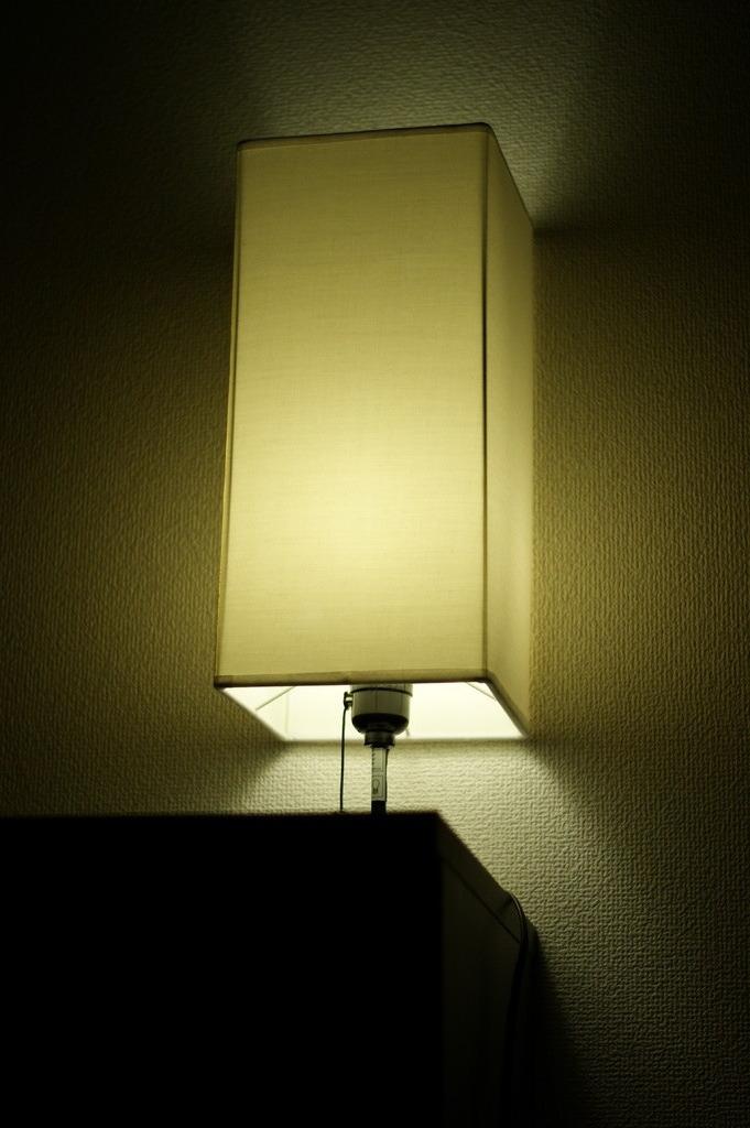 間接照明(ISO100)