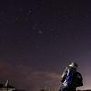星空と案山子たち