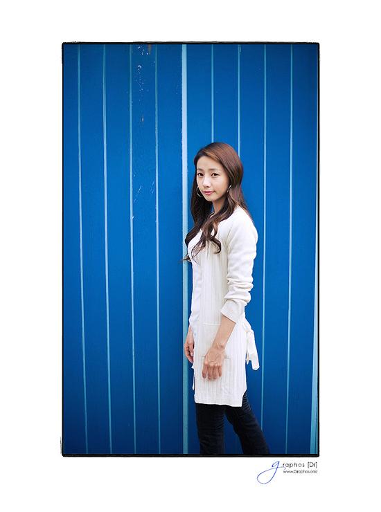 Blue spring ...