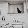 猫のコーヒー・・・