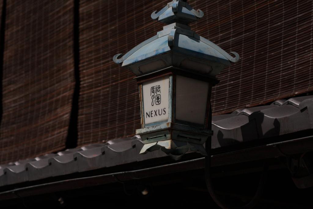 祇園の外灯