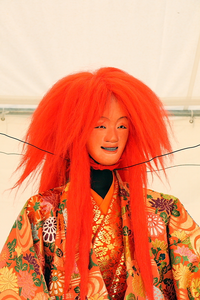歌舞伎人形