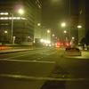 深夜の都庁前