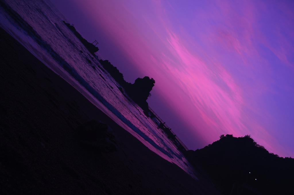 日の出を待つ ~K-xデビュー~